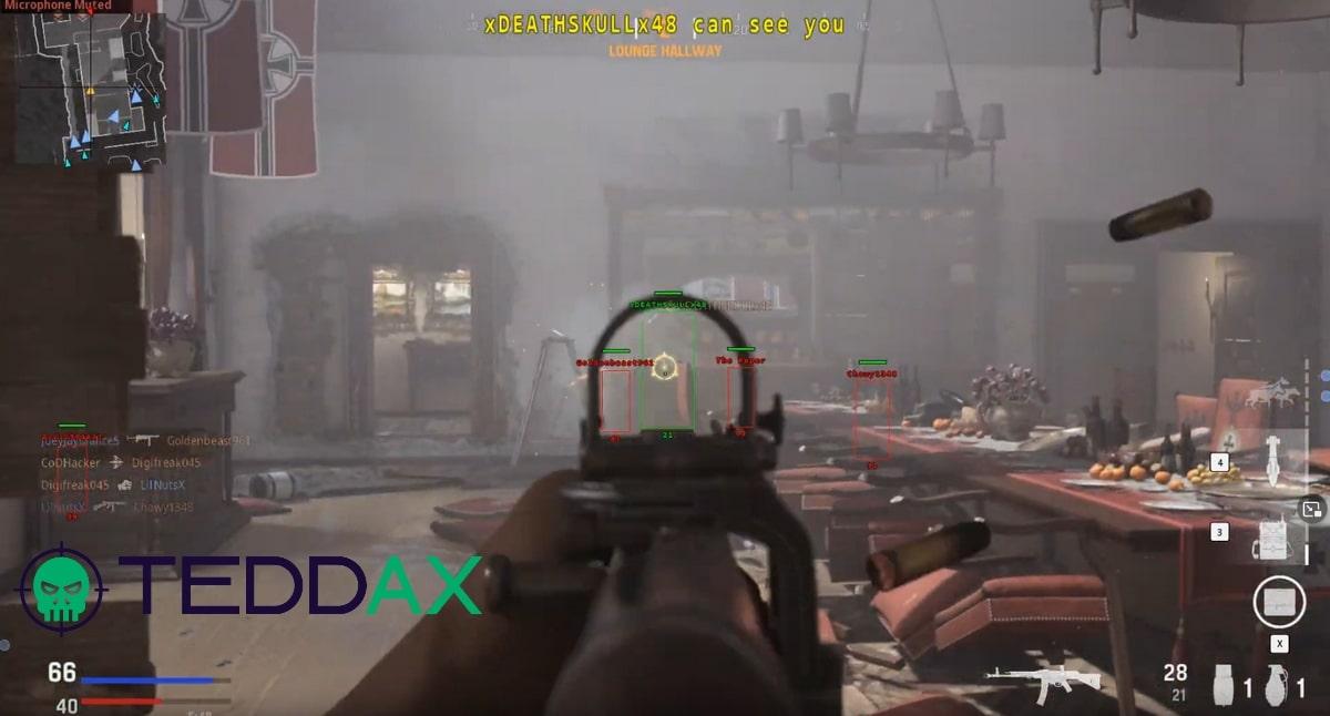 Call of Duty Vanguard Aimbot