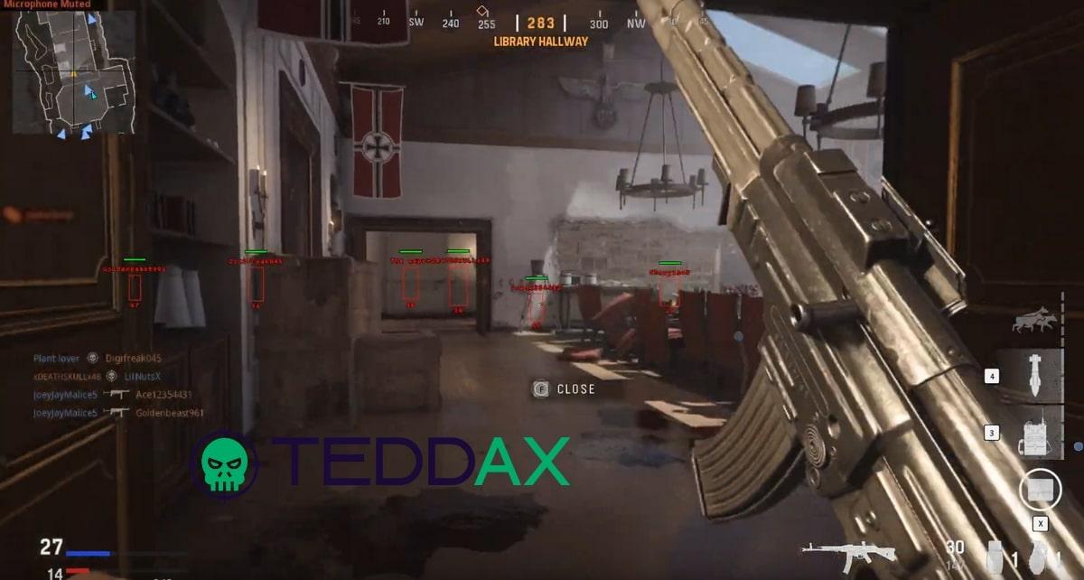 Call of Duty Vanguard Hacks