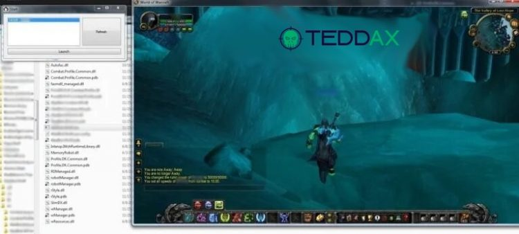 WOW Hacks Fishing and Leveling Bot
