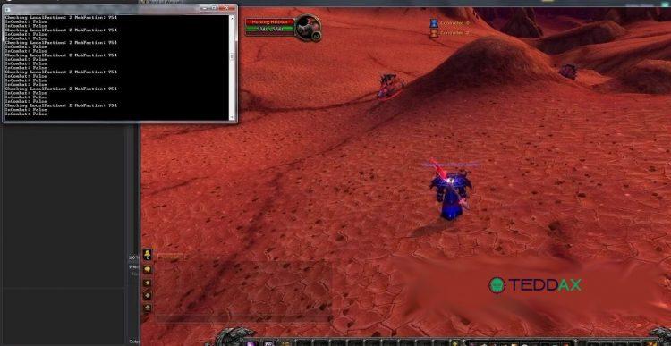 World of Warcraft bot leveling